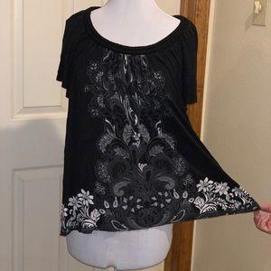 Women's Apt. 9 Blouse Size XL